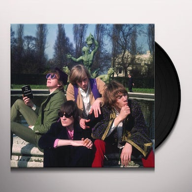 Soft Machine WONDERLAND Vinyl Record