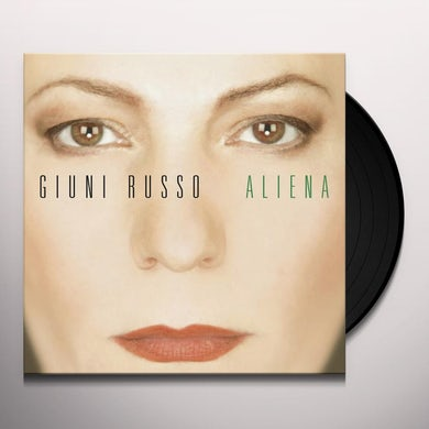 Giuni Russo ALIENA (GIUNI DOPO GIUNI) Vinyl Record