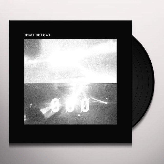 3Phaz THREE PHASE Vinyl Record