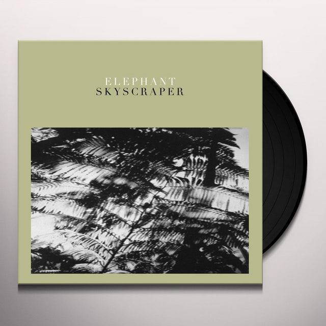 Elephant SKYSCRAPER Vinyl Record