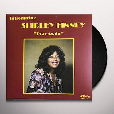 Shirley Finney PRAY AGAIN Vinyl Record