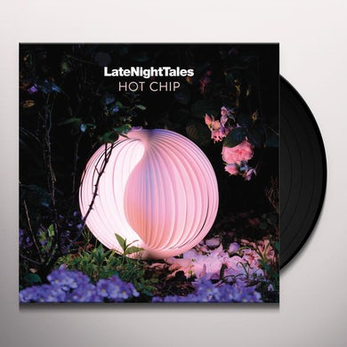 Hot Chip LATE NIGHT TALES Vinyl Record