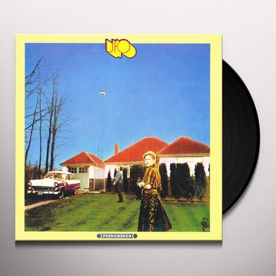 Ufo  PHENOMENON Vinyl Record