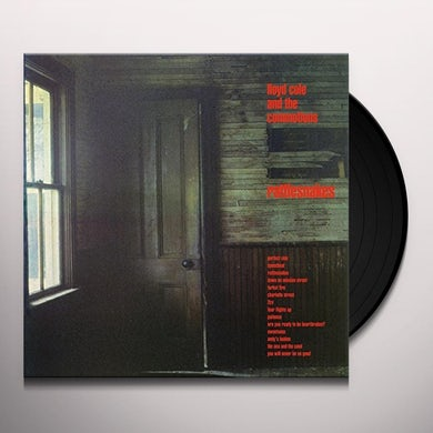 Lloyd Cole & Commotions RATTLESNAKES Vinyl Record