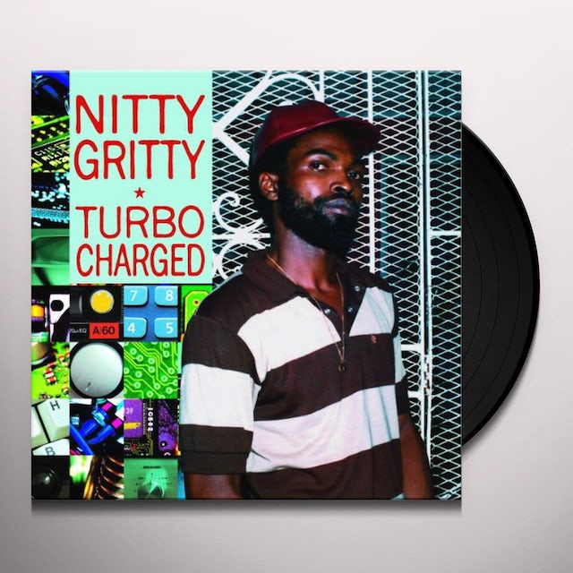Nitty Gritty TURBO CHARGED Vinyl Record
