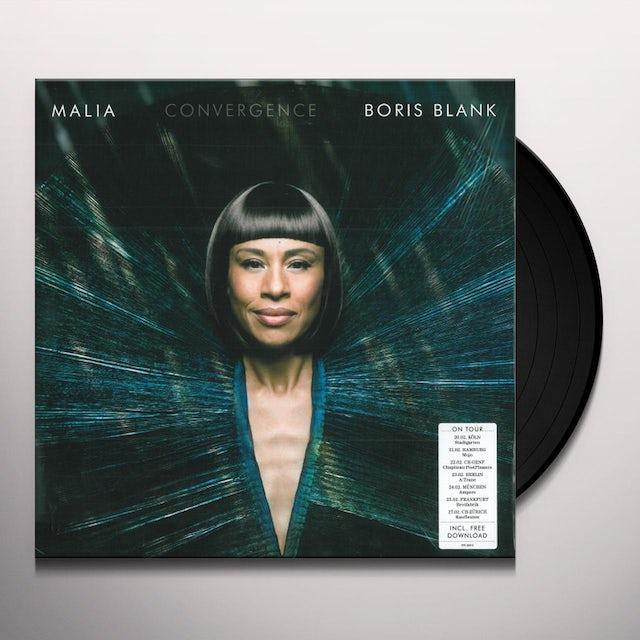 Malia &Blank,Boris CONVERGENCE Vinyl Record