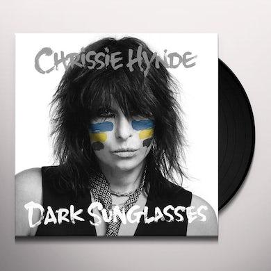 Chrissie Hynde DARK SUNGLASSES Vinyl Record