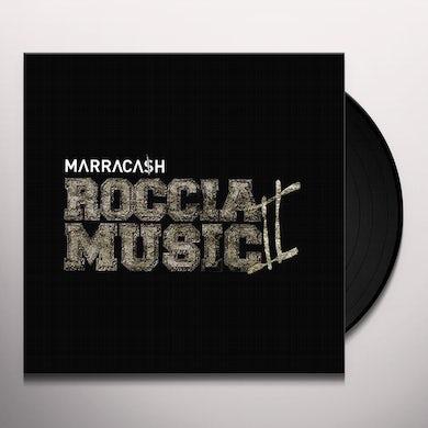Marracash ROCCIA MUSIC II Vinyl Record