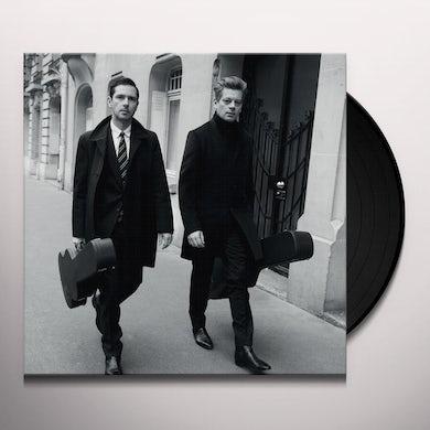 Benjamin Biolay SONGBOOK Vinyl Record
