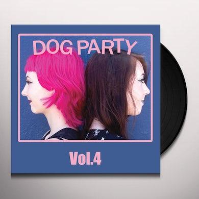 Dog Party VOL.4 Vinyl Record