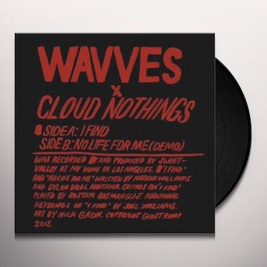 WAVVES / CLOUD NOTHINGS Vinyl Record