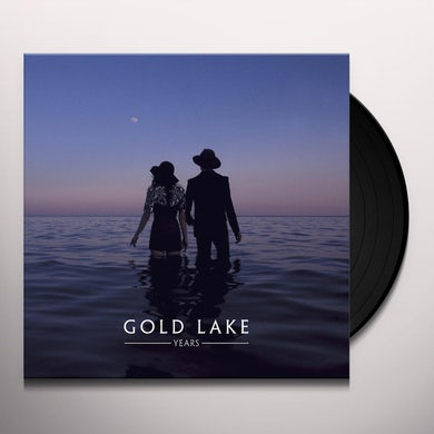 Gold Lake YEARS Vinyl Record