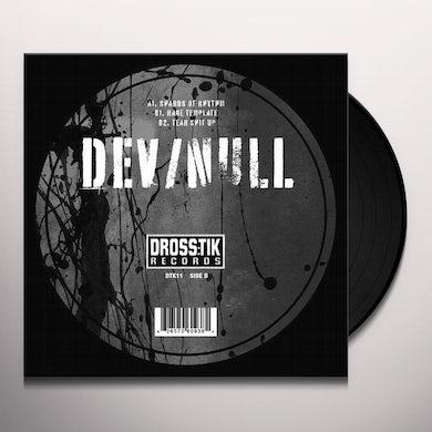 Dev/Null SHARDS OF RHYTHM Vinyl Record