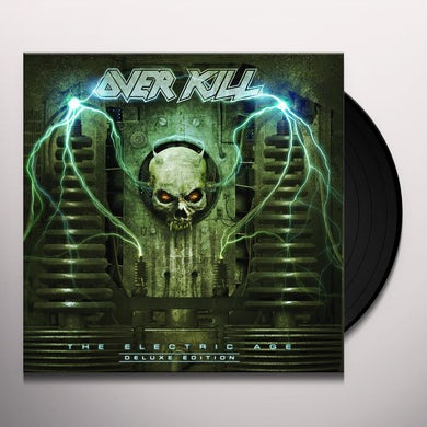 Overkill RSD-the electric age Vinyl Record