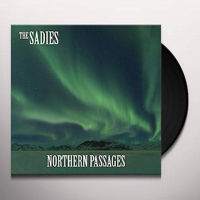 The Sadies NORTHERN PASSAGES Vinyl Record