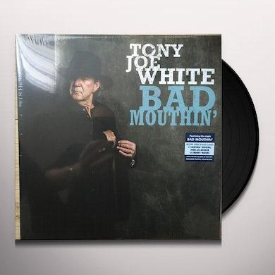 Tony Joe White BAD MOUTHIN' Vinyl Record