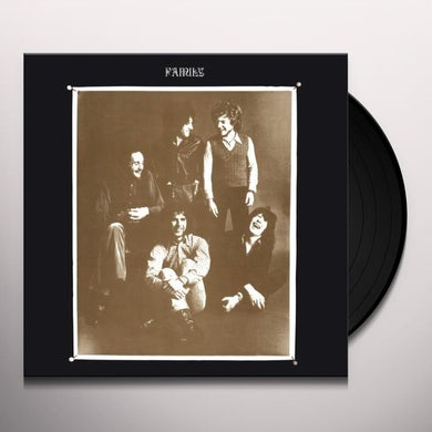 The Family SONG FOR ME Vinyl Record