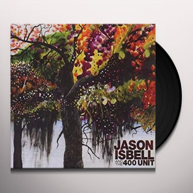 Jason Isbell JASON AND THE 400 UNIT Vinyl Record