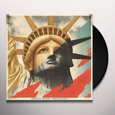 American Jackpot / American Girls Vinyl Record