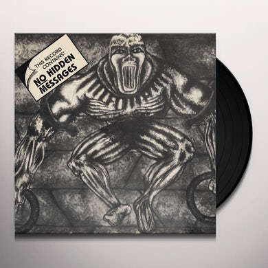 Faction NO HIDDEN MESSAGES Vinyl Record