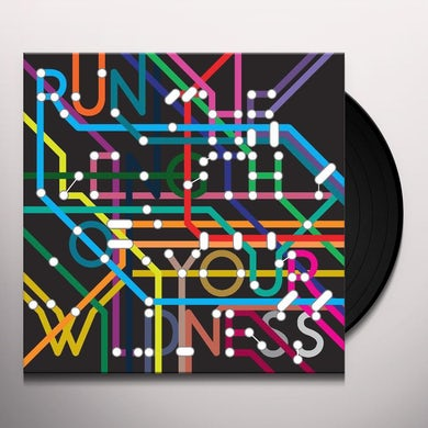 Run The Length Of Your Wildness / Various Vinyl Record