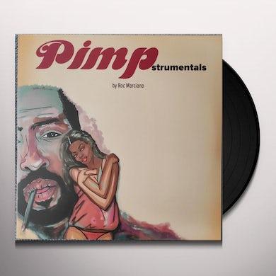 Roc Marciano PIMPSTRUMENTALS Vinyl Record