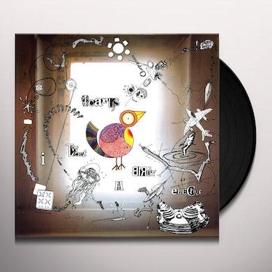 Icarus I TWEET THE BIRDY ELECTRIC Vinyl Record