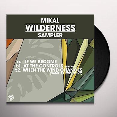 Mikal WILDERNESS SAMPLER Vinyl Record - UK Release