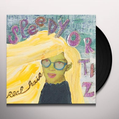 Speedy Ortiz REAL HAIR Vinyl Record