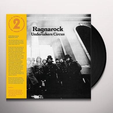 UNDERTAKERS CIRCUS RAGNAROCK Vinyl Record
