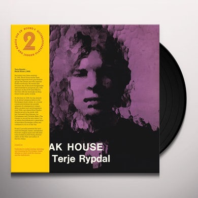 Terje Rypdal BLEAK HOUSE Vinyl Record