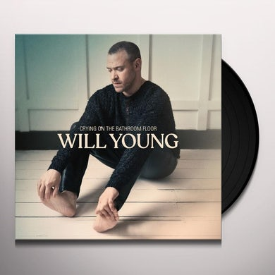 Will Young CRYING ON THE BATHROOM FLOOR Vinyl Record