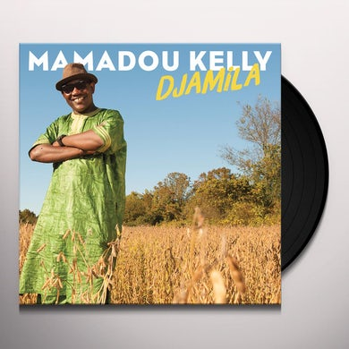 Mamadou Kelly DJAMILA Vinyl Record