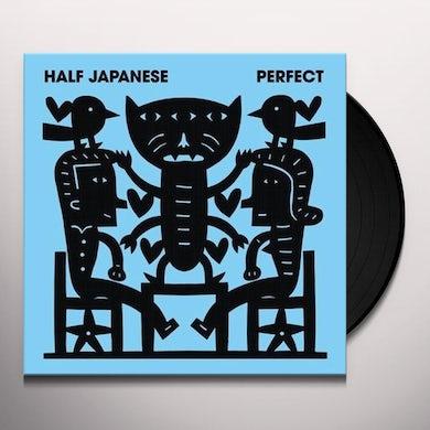 Half Japanese PERFECT Vinyl Record