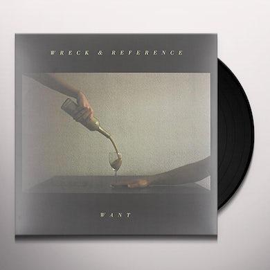 WANT Vinyl Record