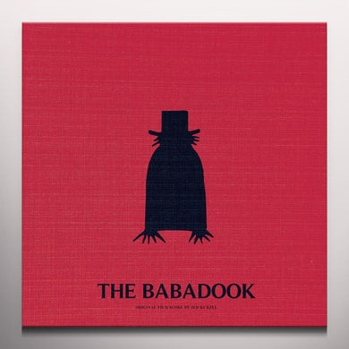 Jed Kurzel BABADOOK / O.S.T. - Limited Edition 180 Gram Black & White Swirl Colored Vinyl Record