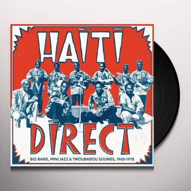 HAITI DIRECT / VARIOUS Vinyl Record