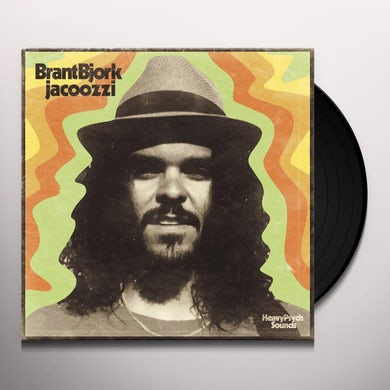 Brant Bjork JACOOZZI Vinyl Record