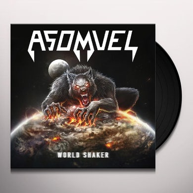 Asomvel WORLD SHAKER Vinyl Record