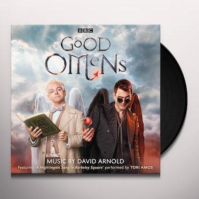David Arnold GOOD OMENS / Original Soundtrack Vinyl Record