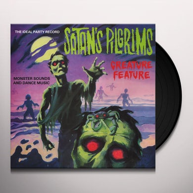 CREATURE FEATURE Vinyl Record