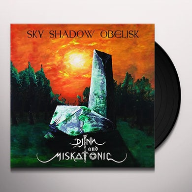 Sky Shadow Obelisk & Djinn SPLIT Vinyl Record
