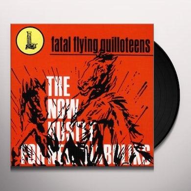 Fatal Flying Guilloteens NOW HUSTLE FOR NEW DIABOLIKS Vinyl Record