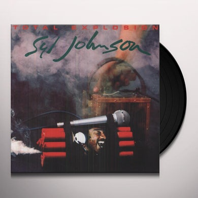 Syl Johnson TOTAL EXPLOSION Vinyl Record