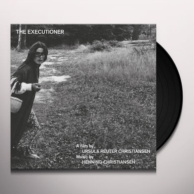 Executioner / O.S.T. EXECUTIONER / Original Soundtrack Vinyl Record