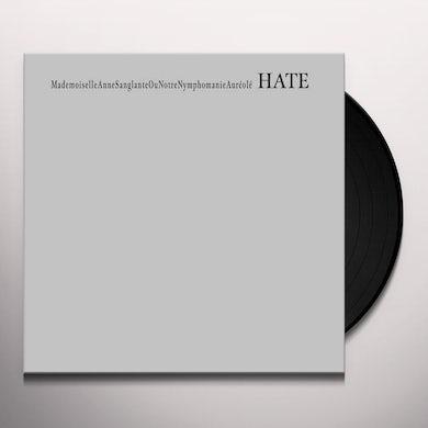 HATE Vinyl Record