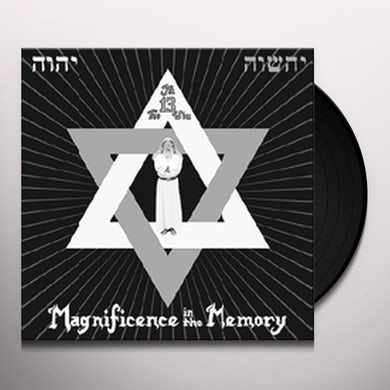 Yahowha 13 MAGNIFICENCE IN THE MEMORY (Vinyl)