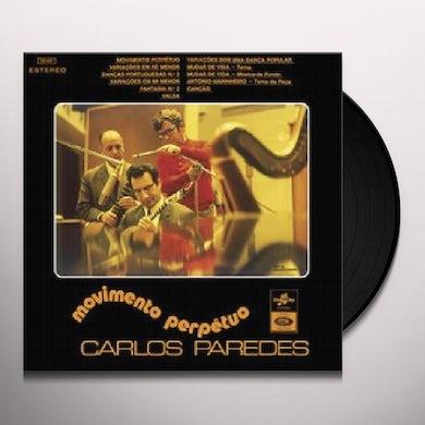 Carlos Paredes MOVIMENTO PERPETUO Vinyl Record