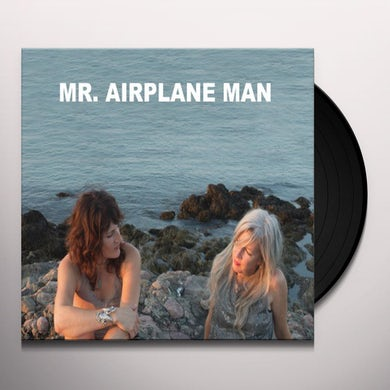 Mr Airplane Man I'M IN LOVE / NO PLACE TO GO Vinyl Record