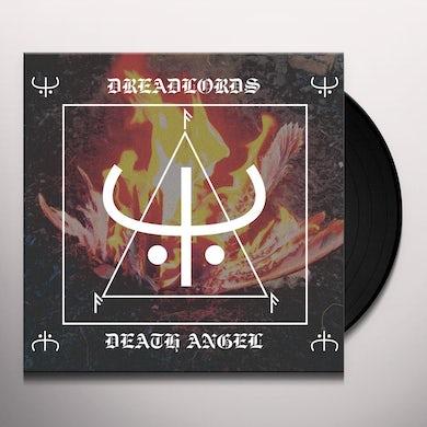 DREADLORDS DEATH ANGEL Vinyl Record